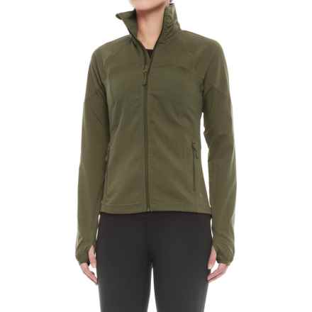 Mountain Hardwear Mistrala Jacket (For Women) in Peatmoss - Closeouts