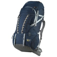 Mountain Hardwear Molimo 70 Backpack - Internal Frame in Blue Ice - Closeouts