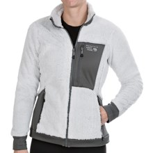 Mountain Hardwear Moncay Jacket (For Women) in Sea Slat/Titanium - Closeouts