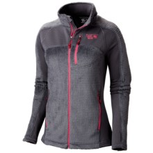 Mountain Hardwear Monkey Jacket (For Women) in Graphite - Closeouts