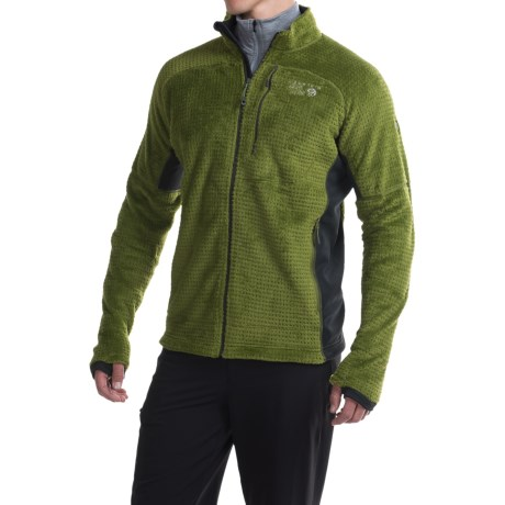 photo: Mountain Hardwear Monkey Man Grid II Jacket