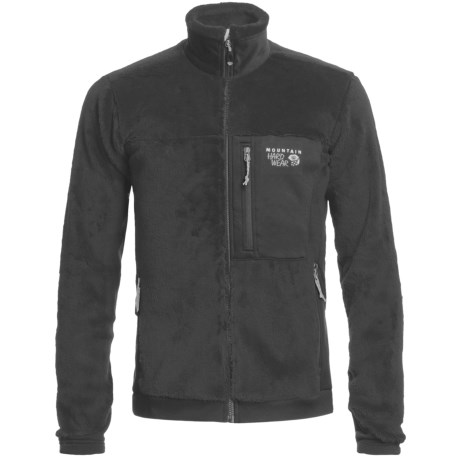 Mountain Hardwear Monkey Man Polartec® Thermal Pro® Fleece Jacket (For Men) in Cigar