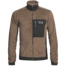 Mountain Hardwear Monkey Man Polartec® Thermal Pro® Fleece Jacket (For Men) in Cigar - Closeouts