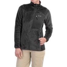 Mountain Hardwear Monkey Woman Fleece Jacket (For Women) in Black - Closeouts