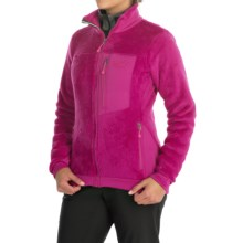 Mountain Hardwear Monkey Woman Fleece Jacket (For Women) in Deep Blush - Closeouts
