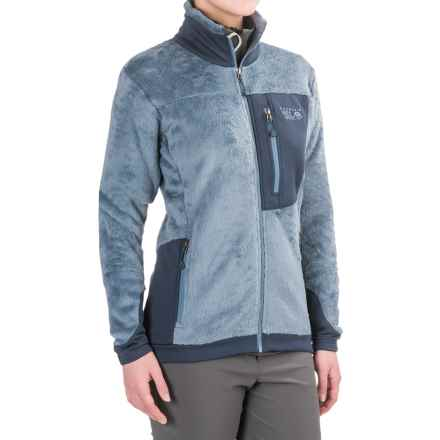 Mountain Hardwear Monkey Woman Fleece Jacket (For Women) in Mountain - Closeouts
