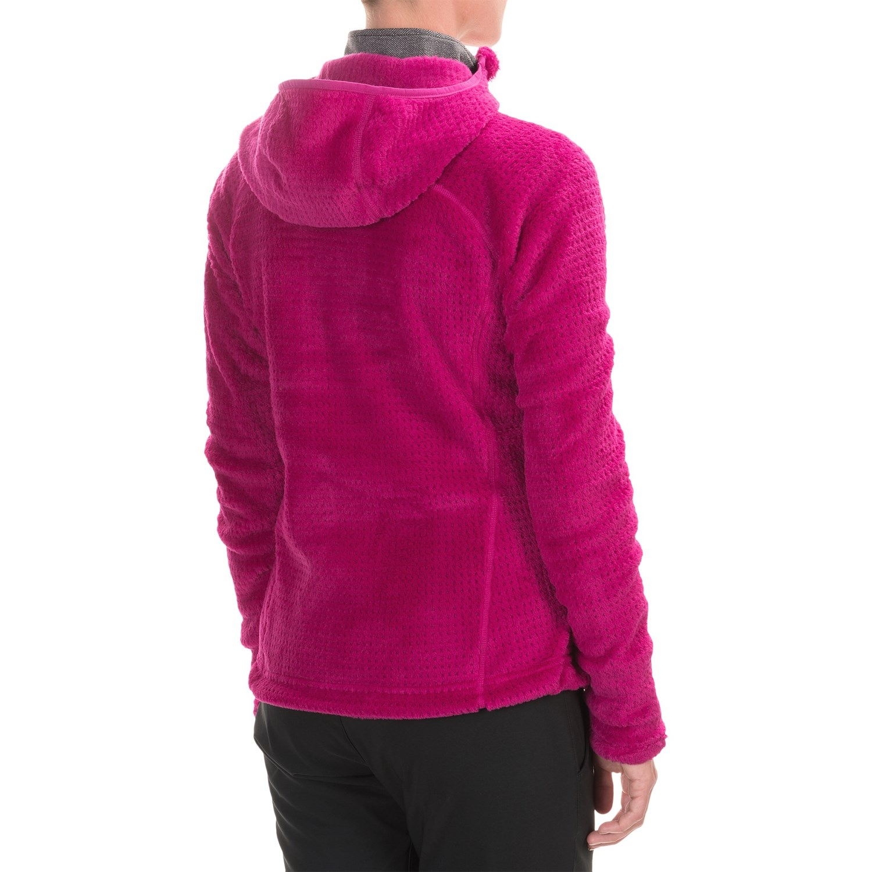 Mountain Hardwear Monkey Woman Grid II Polartec® Fleece Jacket ...