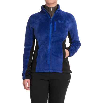Mountain Hardwear Monkey Woman® Pro Jacket (For Women) in Bright Island Blue - Closeouts