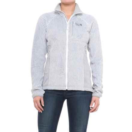 Mountain Hardwear Monkey Woman® Pro Jacket (For Women) in Steam/White - Closeouts