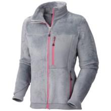 Mountain Hardwear Monkey Women Polartec® 200 Thermal Pro® Fleece Jacket (For Women) in Tradewinds Grey/Tr - Closeouts