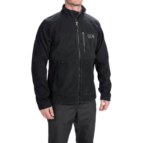 photo: Mountain Hardwear Mountain Tech Jacket