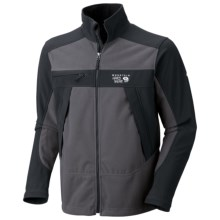Mountain Hardwear Mountain Tech AirShield Fleece Jacket (For Men)