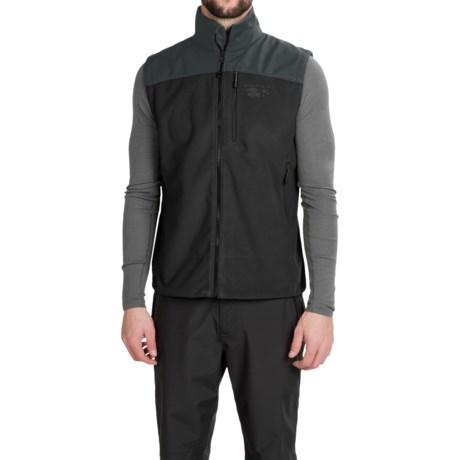 Mountain Hardwear Mountain Tech II Fleece Vest (For Men)