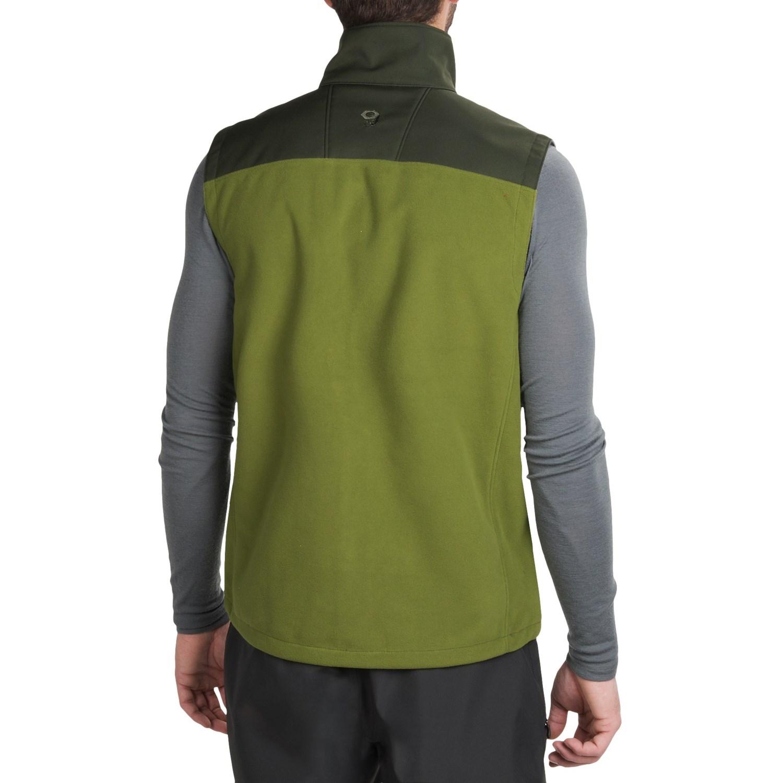 Mountain Hardwear Mountain Tech Ii Fleece Vest For Men