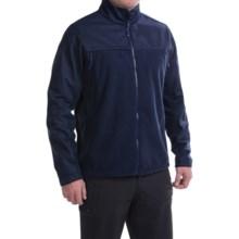 Mountain Hardwear Mountain Tech II Jacket - AirShield Fleece (For Men) in Collegiate Navy - Closeouts