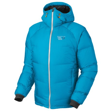 Mountain Hardwear Nilas Down Jacket - 850 Fill Power (For Men) in Capris