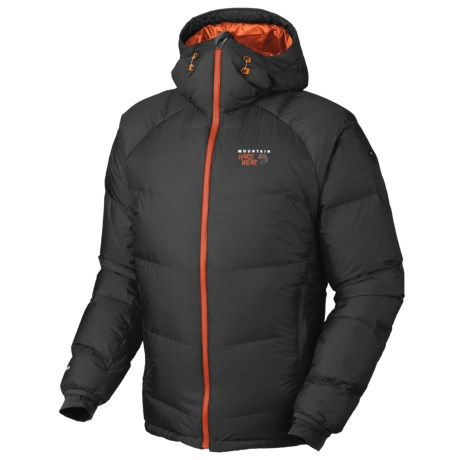 Mountain Hardwear Nilas Down Jacket - 850 Fill Power (For Men) in Shark