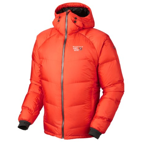 Mountain Hardwear Nilas Down Jacket - 850 Fill Power (For Men) in State Orange