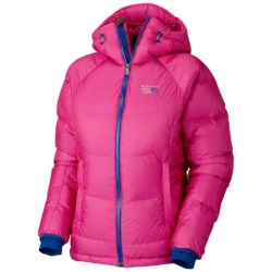 Mountain Hardwear Nilas Down Jacket - 850 Fill Power (For Women) in Red Violet