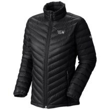 Mountain Hardwear Nitrous Down Jacket - 800 Fill Power (For Women) in Black - Closeouts