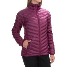 Mountain Hardwear Nitrous Down Jacket - 800 Fill Power (For Women) in Dark Raspberry - Closeouts