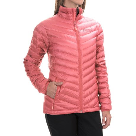 Mountain Hardwear Nitrous Down Jacket - 800 Fill Power (For Women) in Paradise Pink