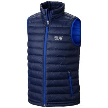 Mountain Hardwear Nitrous Down Vest (For Men) in Collegiate Navy - Closeouts