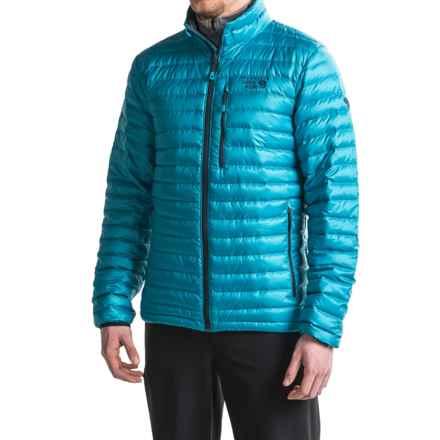 Mountain Hardwear Nitrous Q.Shield® Down Jacket - 800 Fill Power (For Men) in Dark Compass - Closeouts