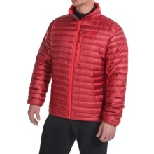 Mountain Hardwear Nitrous Q.Shield® Down Jacket - 800 Fill Power (For Men) in Smolder Red - Closeouts