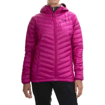 Mountain Hardwear Nitrous Q.Shield® Down Jacket - 800 Fill Power (For Women) in Deep Blush - Closeouts