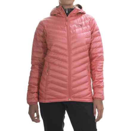 Mountain Hardwear Nitrous Q.Shield® Down Jacket - 800 Fill Power (For Women) in Paradise Pink - Closeouts