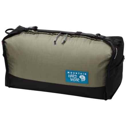 Mountain Hardwear Outdry® 75L Duffel Bag - Medium in Stone Green - Closeouts