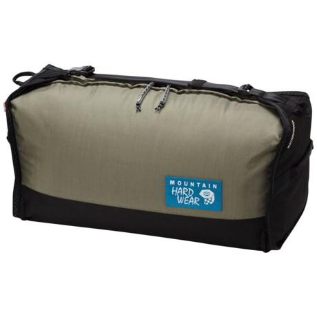 Mountain Hardwear Outdry® 75L Duffel Bag - Medium in Stone Green