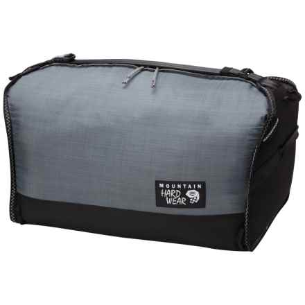 Mountain Hardwear OutDry® 95L Duffel Bag - Large in Graphite - Closeouts