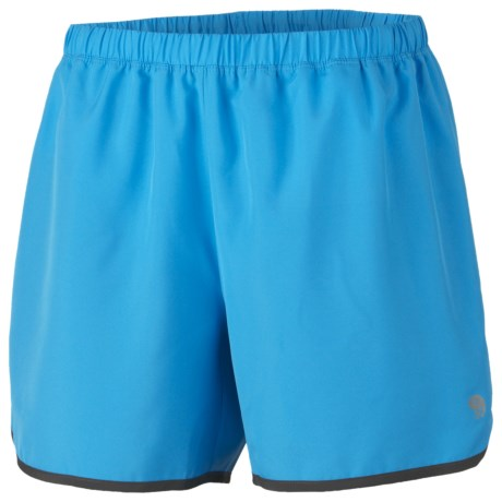 Mountain Hardwear Pacing Shorts - UPF 30 (For Women) in Skybox