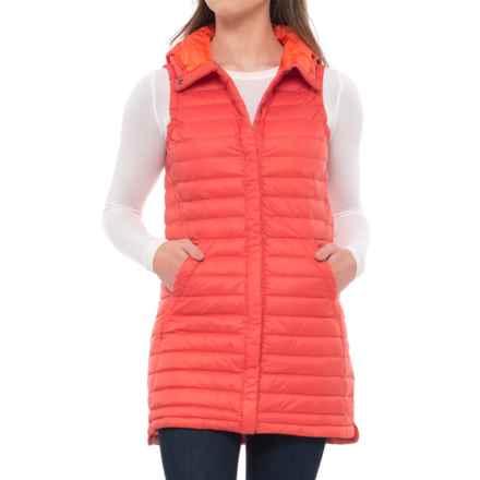 Mountain Hardwear Packdown Down Vest (For Women) in Crab Legs - Closeouts