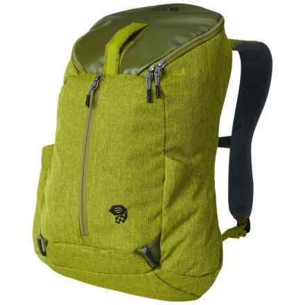 Mountain Hardwear Paladin Backpack - 23L in Python Green - Closeouts