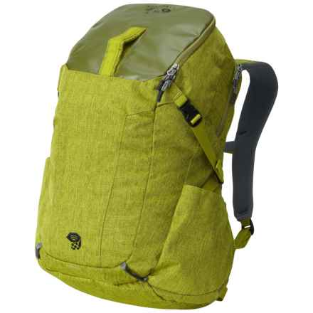 Mountain Hardwear Paladin Backpack - 33L in Python Green - Closeouts