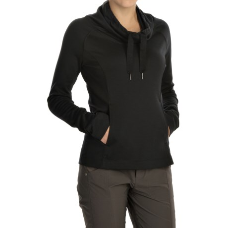 Mountain Hardwear Pandra Ponte Shirt Long Sleeve (For Women)