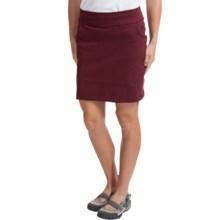 Mountain Hardwear Pandra Ponte Skirt (For Women) in Rich Wine - Closeouts