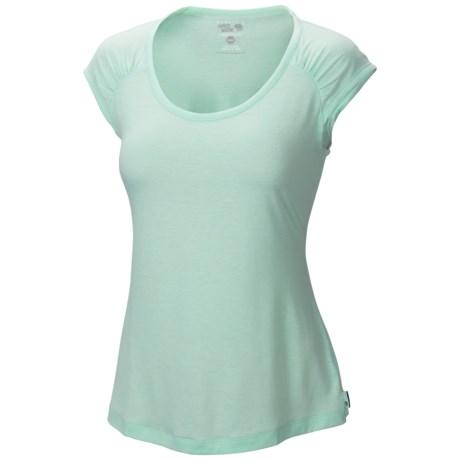 Mountain Hardwear Pandra T-Shirt - Short Sleeve (For Women)