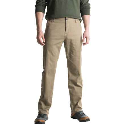 Mountain Hardwear Passenger Utility Pants - UPF 50 (For Men) in Khaki - Closeouts