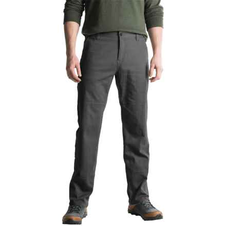 Mountain Hardwear Passenger Utility Pants - UPF 50 (For Men) in Shark - Closeouts