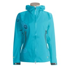 Mountain Hardwear Pegasus Jacket - Waterproof (For Women) in Polar Blue - Closeouts
