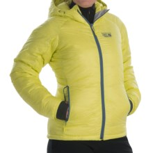 Mountain Hardwear Phantom Q.Shield® Down Jacket - 850 Fill Power (For Women) in Bolt/Mountain - Closeouts