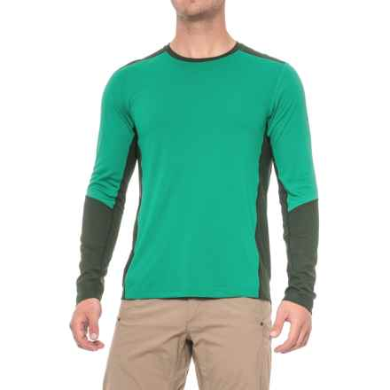 Mountain Hardwear Photon T-Shirt - UPF 50, Long Sleeve (For Men) in Plastic Fern - Closeouts