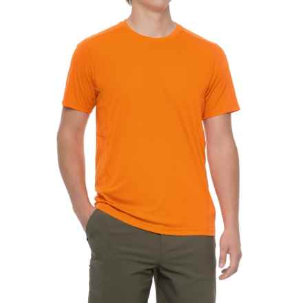 Mountain Hardwear Photon T-Shirt - UPF 50, Short Sleeve (For Men) in Alpin Orange - Closeouts