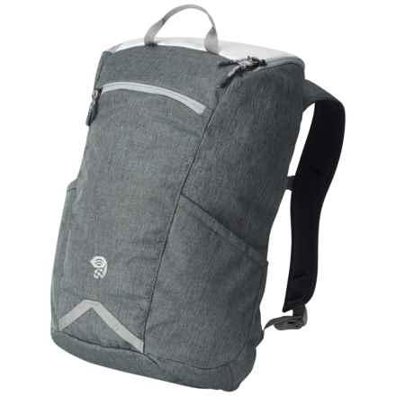 Mountain Hardwear Piero 25 Backpack in Graphite - Closeouts