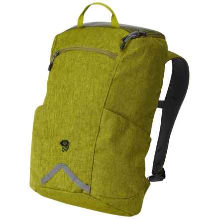Mountain Hardwear Piero 25 Backpack in Python Green - Closeouts