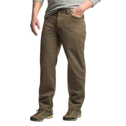 Mountain Hardwear Piero Pants - UPF 50, 5-Pocket (For Men) in Tundra - Closeouts